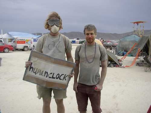 at burning man. December 9th, 2003. Later today or tomorrow I'll get the ...