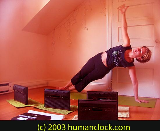 Yoga Webserver